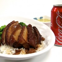 Double Cooked Pork Belly with Rice